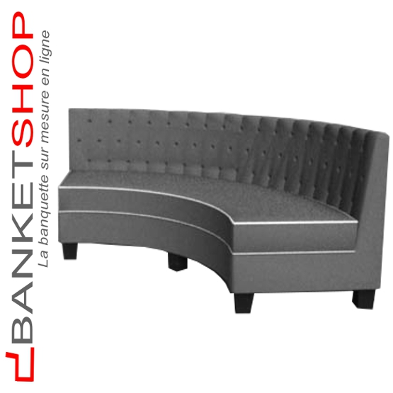 banquette et canap sur mesure modulable pour l. Black Bedroom Furniture Sets. Home Design Ideas