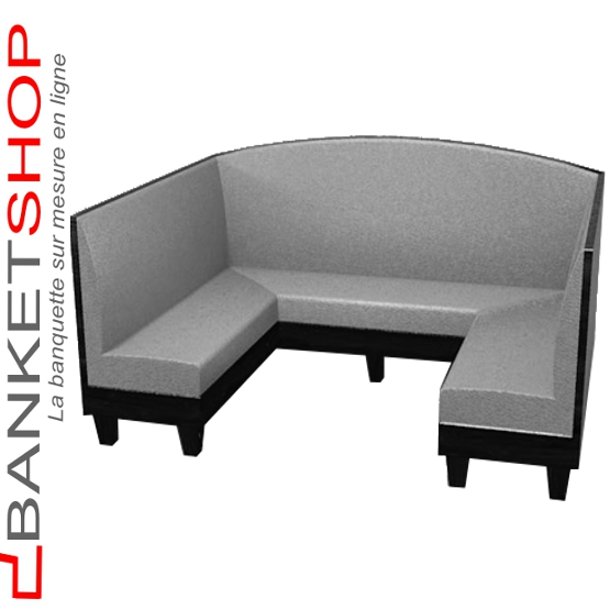 banquette et canap sur mesure modulable pour l 39 am nagement en mobilier. Black Bedroom Furniture Sets. Home Design Ideas