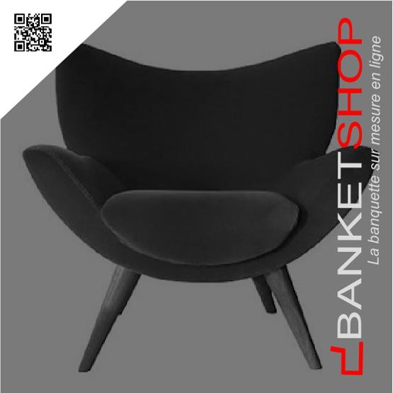 fauteuil restaurant banketshop la banquette sur mesure. Black Bedroom Furniture Sets. Home Design Ideas