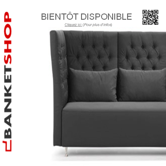 canap sur mesure chesterfield banketshop la banquette sur mesure. Black Bedroom Furniture Sets. Home Design Ideas