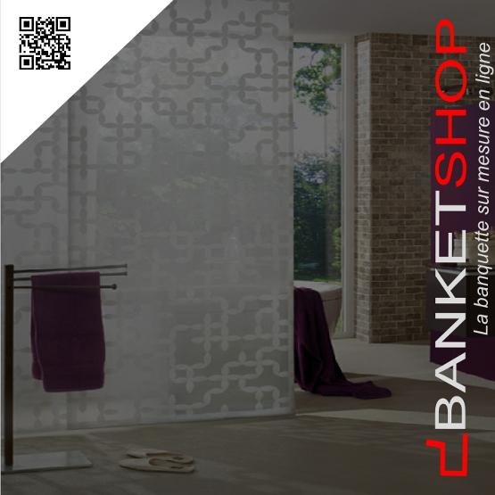paroi japonaise banketshop banquette restaurant sur mesure. Black Bedroom Furniture Sets. Home Design Ideas