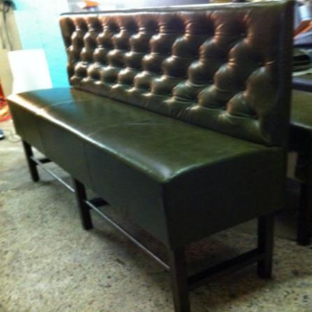 portfolio banketshop la banquette restaurant sur mesure. Black Bedroom Furniture Sets. Home Design Ideas