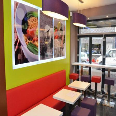 Très Portfolio | Banketshop - la banquette restaurant sur mesure QE94